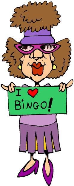 Bingo clip art 8