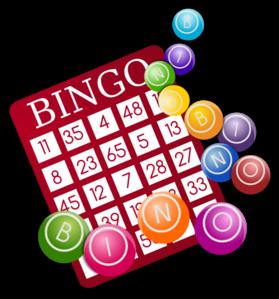 Bingo clip art at clker vector clip art free