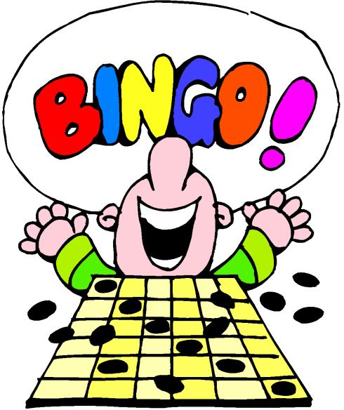 Bingo clip art
