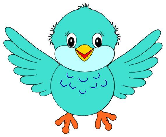 Bird Clipart-bird clipart-1