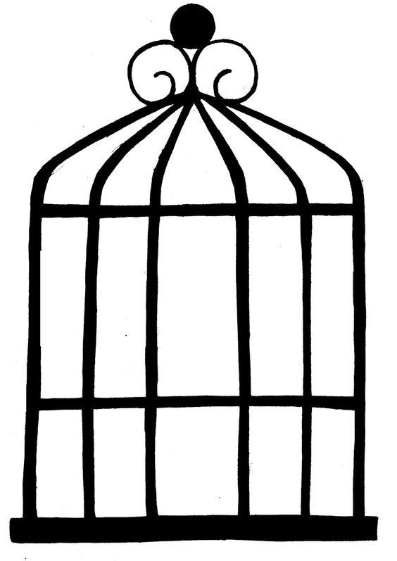 Bird Cage Clip Art-Bird Cage Clip Art-0
