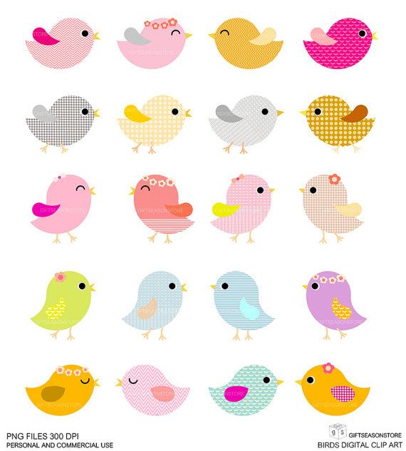 Bird clipart and Birds .