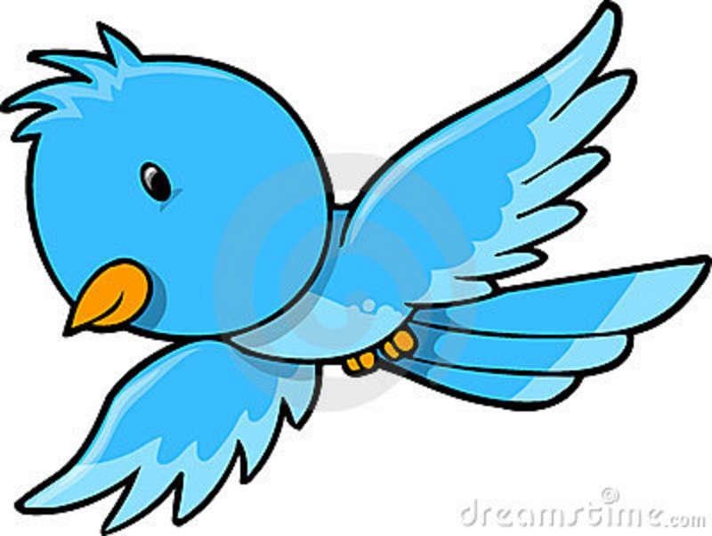 Bird Clipart Bird Flying Clipart Cute Bird Flying Clipart