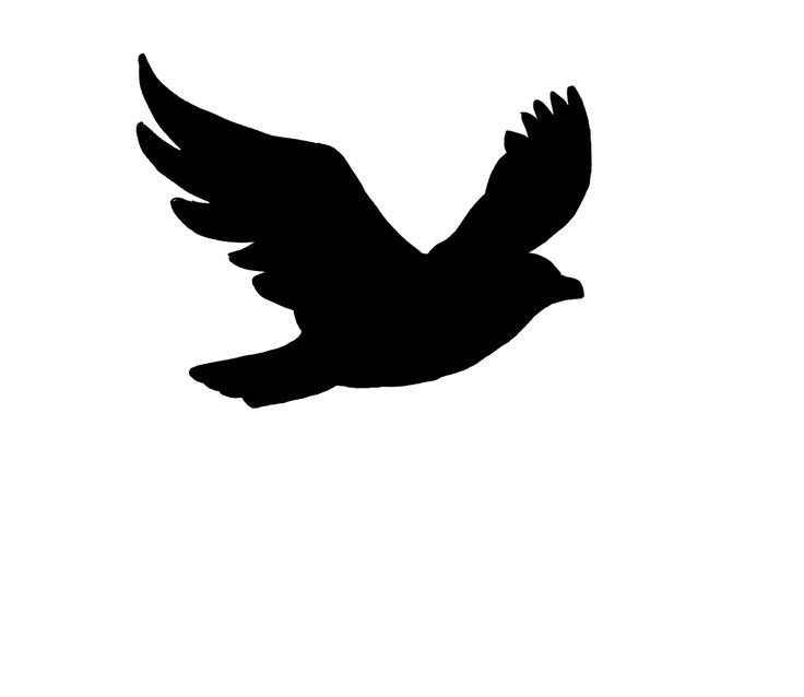 bird flight by clipart .