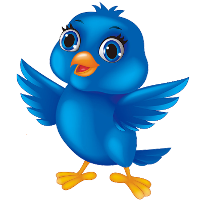 Bird PNG Cartoon Clipart .