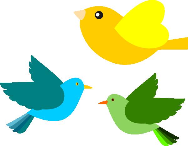 Birds Clip Art At Clker Com Vector Clip Art Online Royalty Free