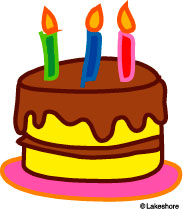 Birthday Cake Clip Art-Birthday Cake Clip Art-17