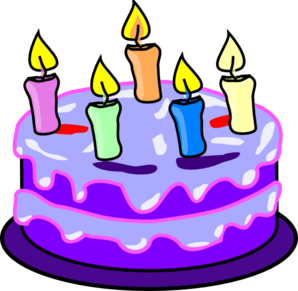 Birthday Cake Clip Art - Birthday Cake Clipart
