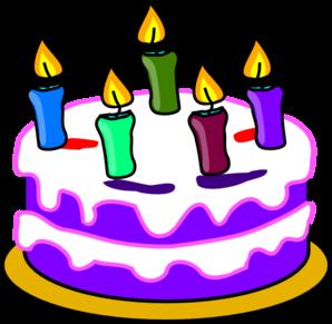 Birthday Cake Clip Art - Birthday Cakes Clip Art