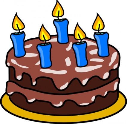 Birthday Cake Clip Art-Birthday Cake Clip Art-4