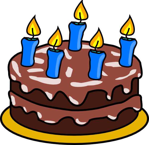 Birthday Cake Clipart-birthday cake clipart-6