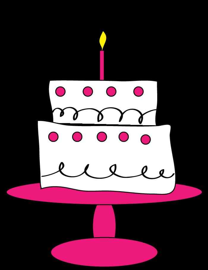 birthday cake clipart-birthday cake clipart-0