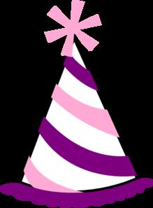 birthday hat clip art clear background