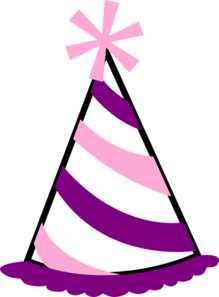birthday hat clip art clear background-birthday hat clip art clear background-3