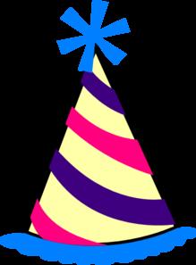 Birthday Hat Clip Art-birthday hat clip art-3