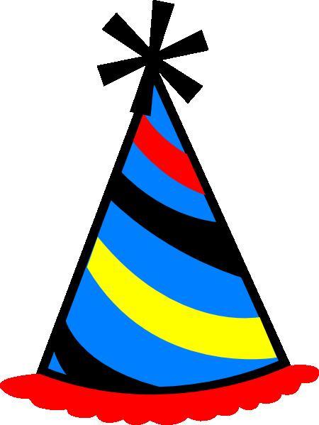 Birthday Hat Clip Art-birthday hat clip art-4