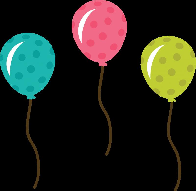 Birthday balloons free birthday balloon clip art free clipart images 6