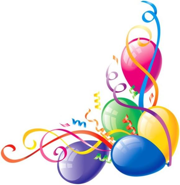 ... Birthday Border Clipart - Clipartion clipartall.com ...