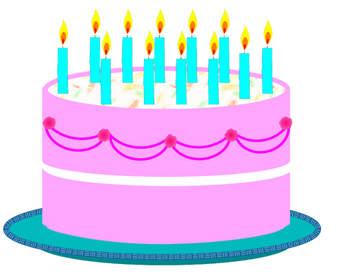Birthday Cake Clip Art | birthday cake pictures clip art Birthday Cake Clip Art