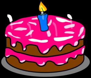 Birthday cake clip art free birthday cake clipart clipartcow 3