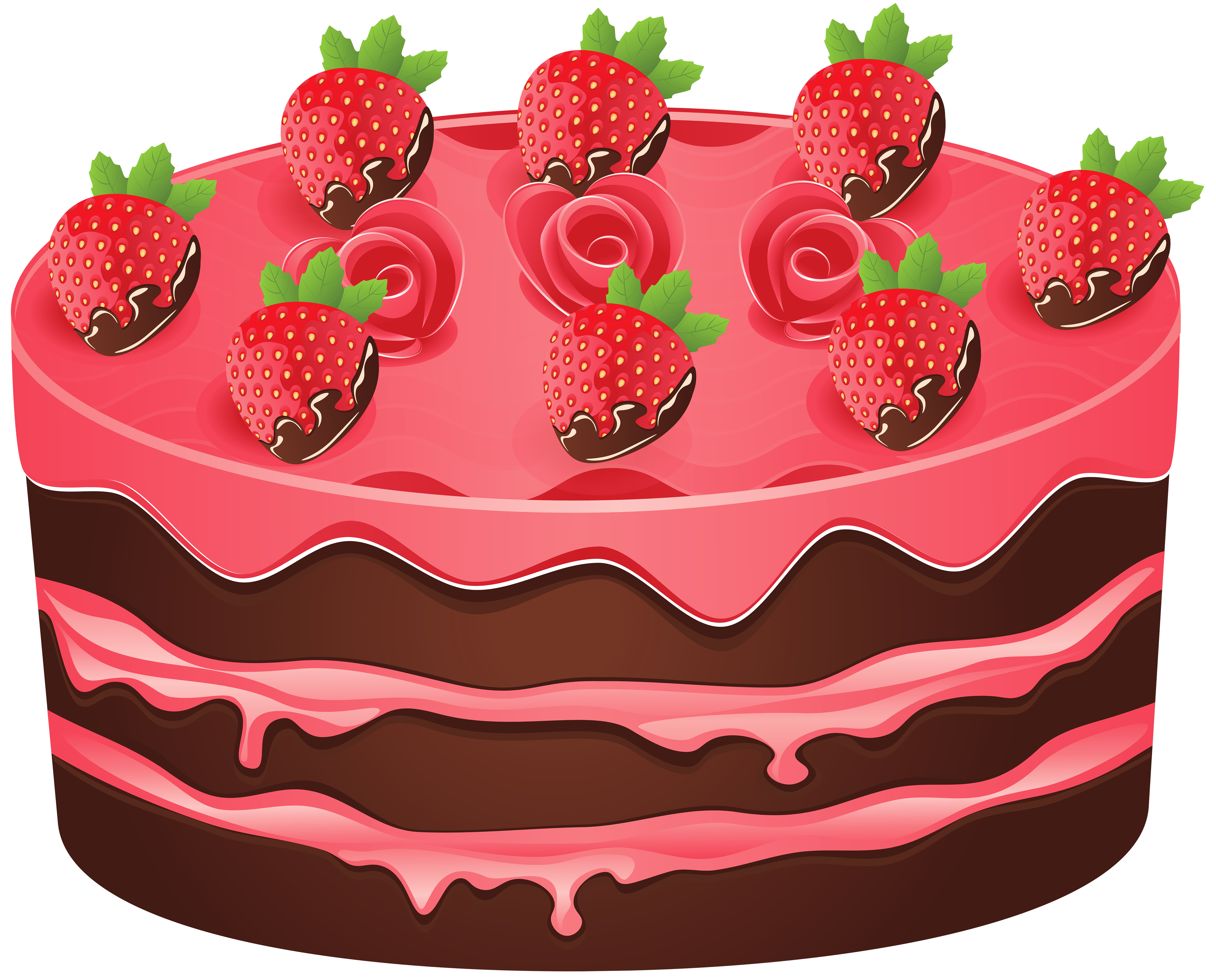 Birthday cake clip art free .