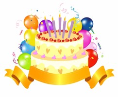 Birthday Cake Clipart - Image .