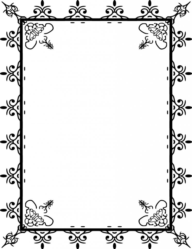 Birthday Clip Art Borders And Frames | C-Birthday Clip Art Borders And Frames | Clipart library - Free-1