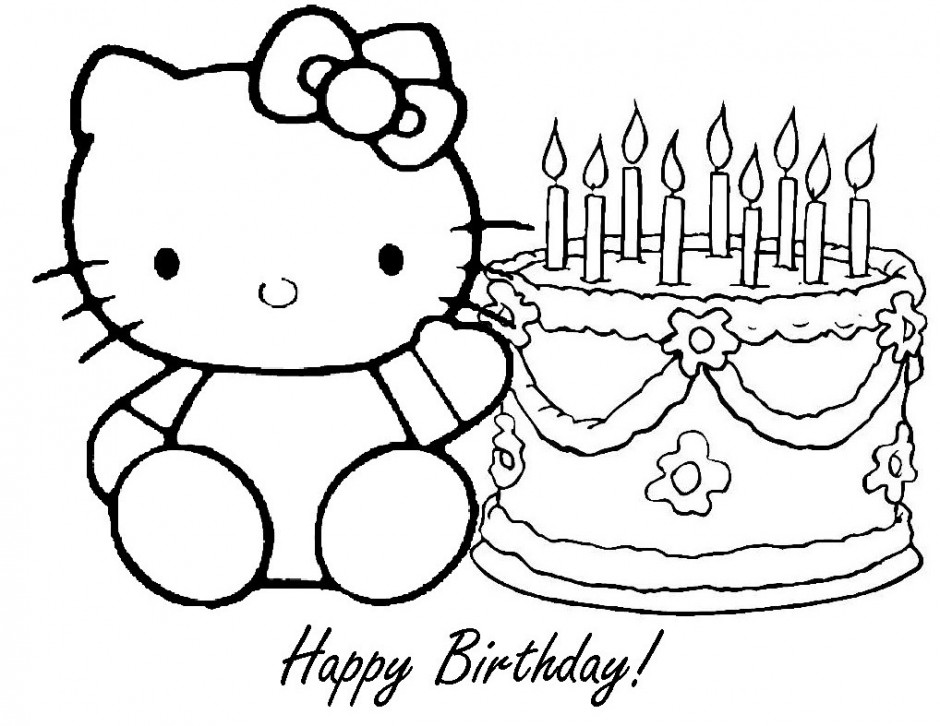 Birthday clip art | Download .