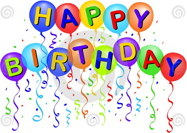 Birthday Clip Art Free Downlo - Free Clipart Birthday