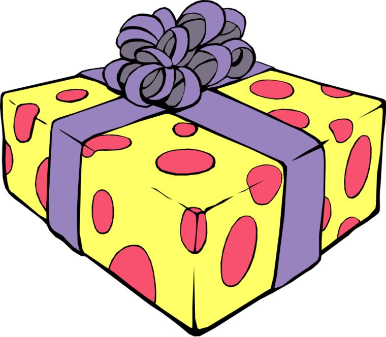 Birthday Gift Clipart Panda .-Birthday Gift Clipart Panda .-10