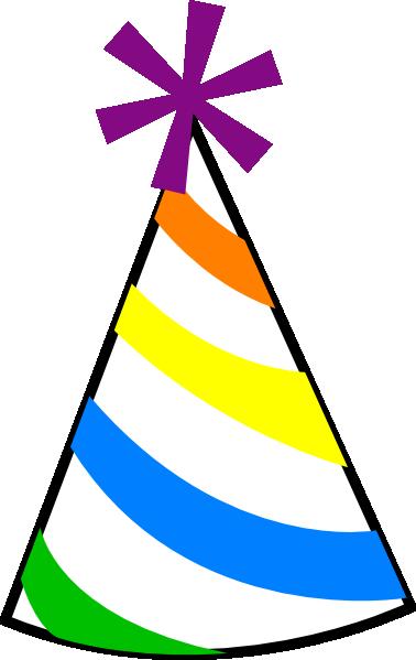 Birthday Hat Clip Art At Vector Clip Art Online