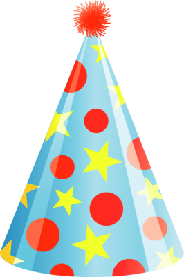 Birthday Hat Clipart - Birthday Hat Clip Art