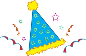 Birthday Hat Clipart Clipart Panda Free Clipart Images