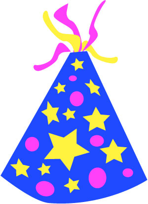 Birthday Hat Transparent Background | Clipart Panda - Free Clipart .