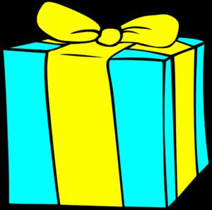 Birthday Present Clip Art Clipart Photo -Birthday present clip art clipart photo 2-4