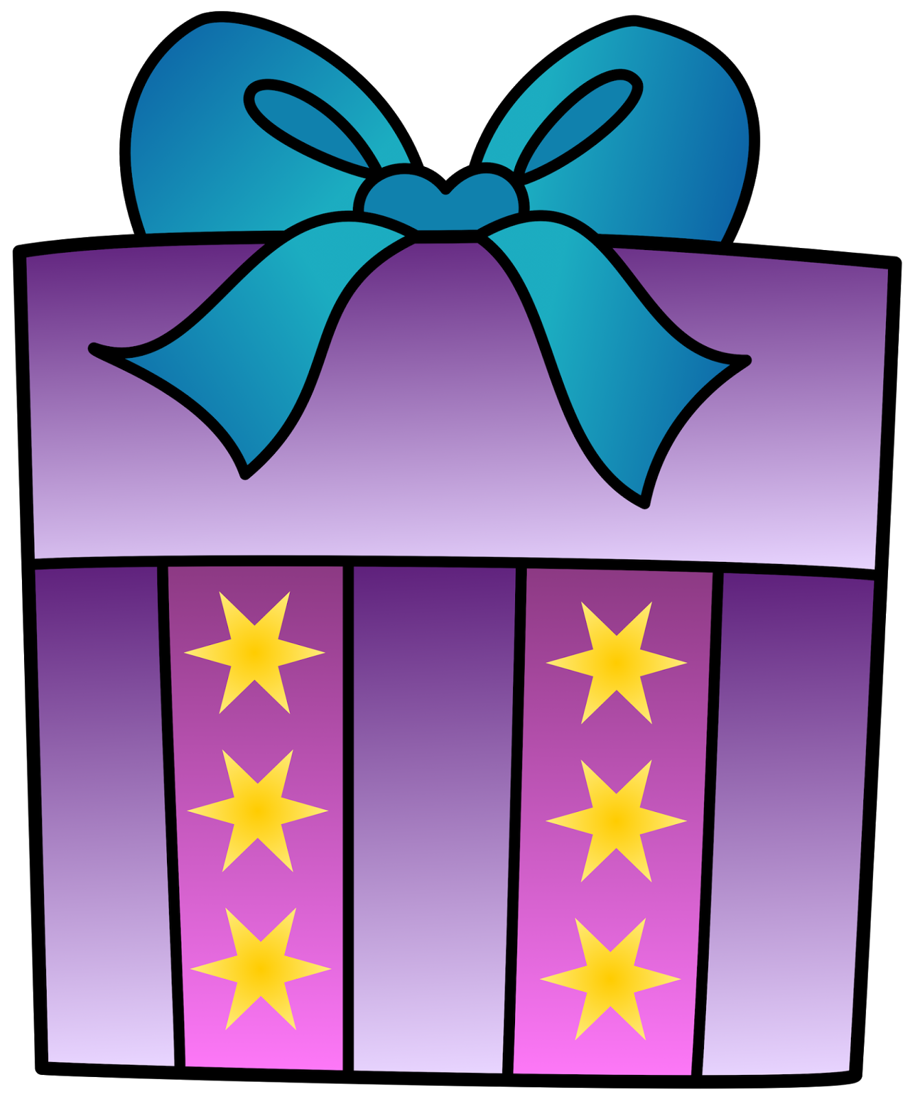 Birthday Present Clipart Birthday Present Clip