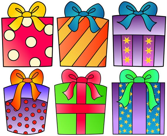 Birthday Present Clipart For Your Projec-Birthday present clipart for your project or free-10