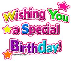 Birthday Wishes Clip Art ..