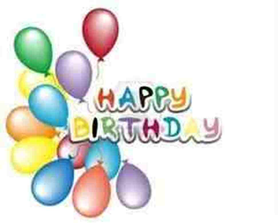 Birthday Wishes Clip Art Clipart Best