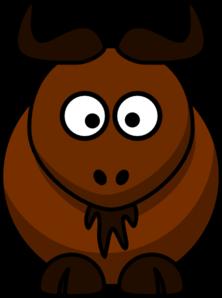 Bison Clip Art-Bison Clip Art-14