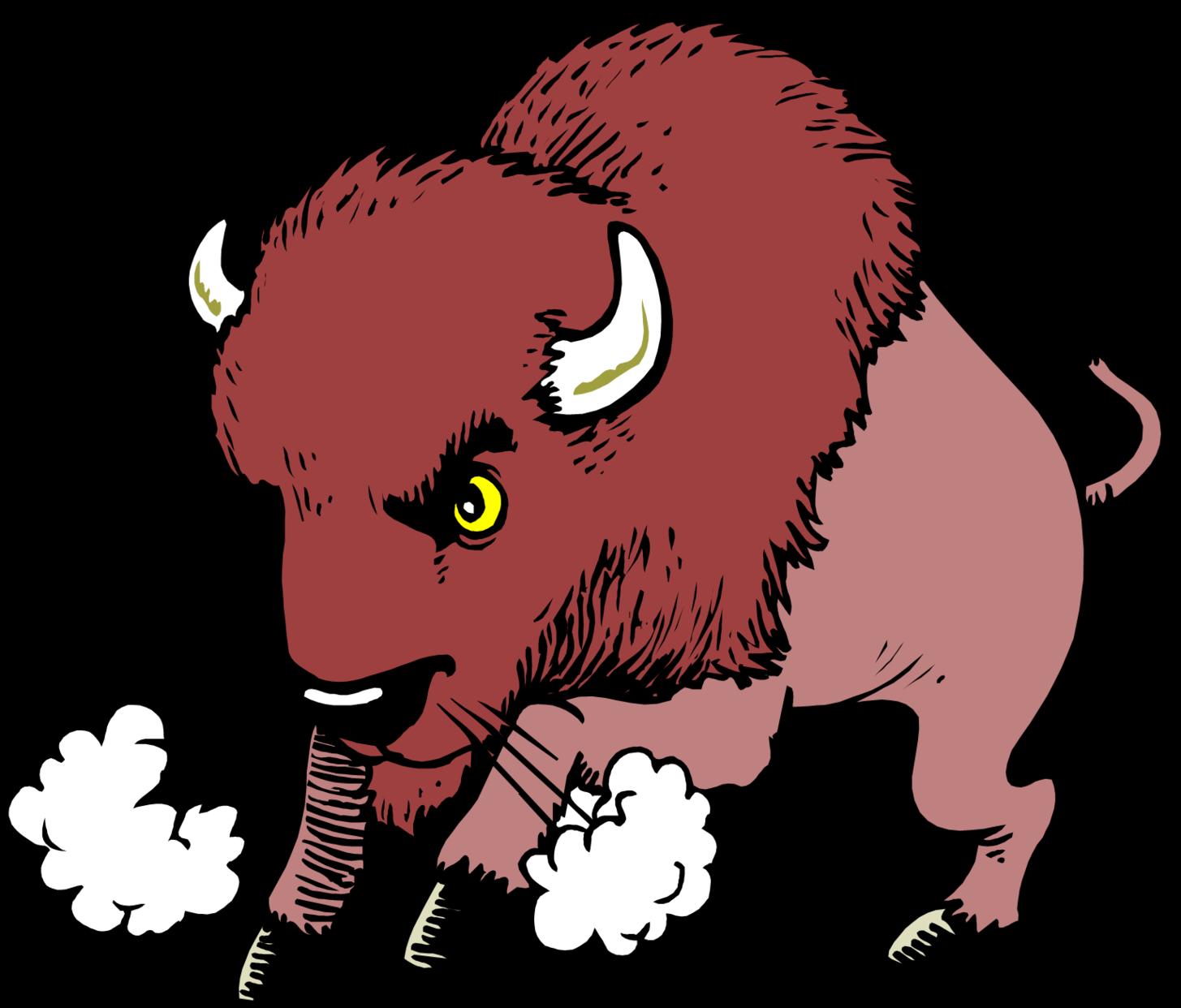 bison clipart #75-bison clipart #75-16