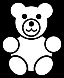 Black Bear Clip Art-Black Bear Clip Art-14