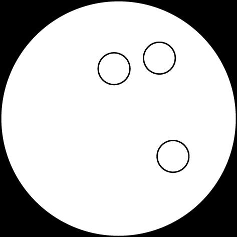Black u0026amp; White Bowling Ball