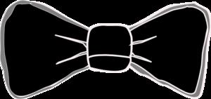 Black And Grey Bow Tie Clip Art-Black And Grey Bow Tie Clip Art-13