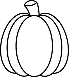 Black And White Autumn Pumpkin-Black and White Autumn Pumpkin-1
