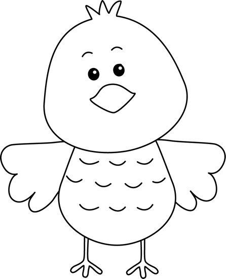 free bird outline