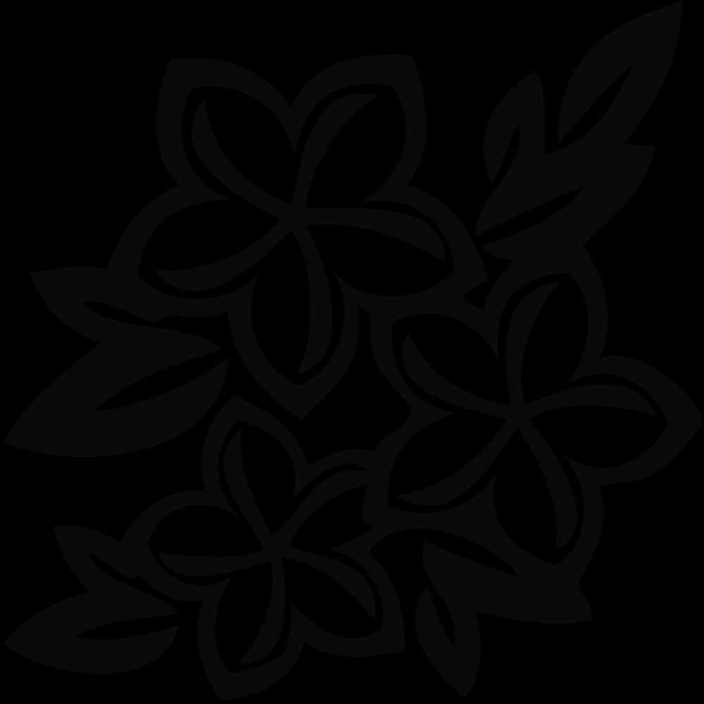 Black And White Flower Clipart Flowers C-Black And White Flower Clipart Flowers Clip Art Black And White Flower-3