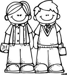 Black and white friends .-Black and white friends .-6