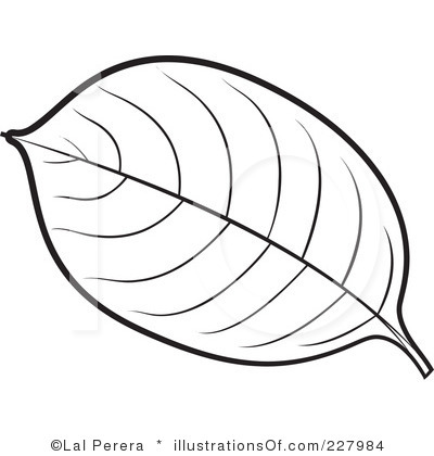 Black And White Leaf Clip Art-Black And White Leaf Clip Art-0