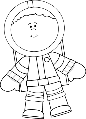Black And White Little Boy Astronaut-Black and White Little Boy Astronaut-15